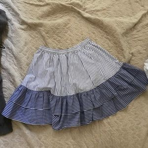 Cute stripes skirt BNWT